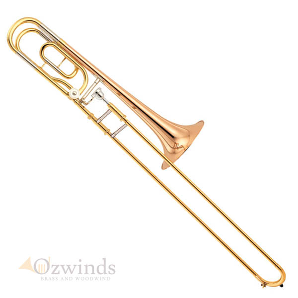 Yamaha YSL-456-A Bb/F made for Australia Trombone
