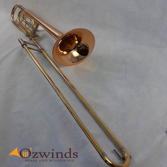 Yamaha YSL-456A Bb/F Trombone (USED) #685062 NOW SOLD