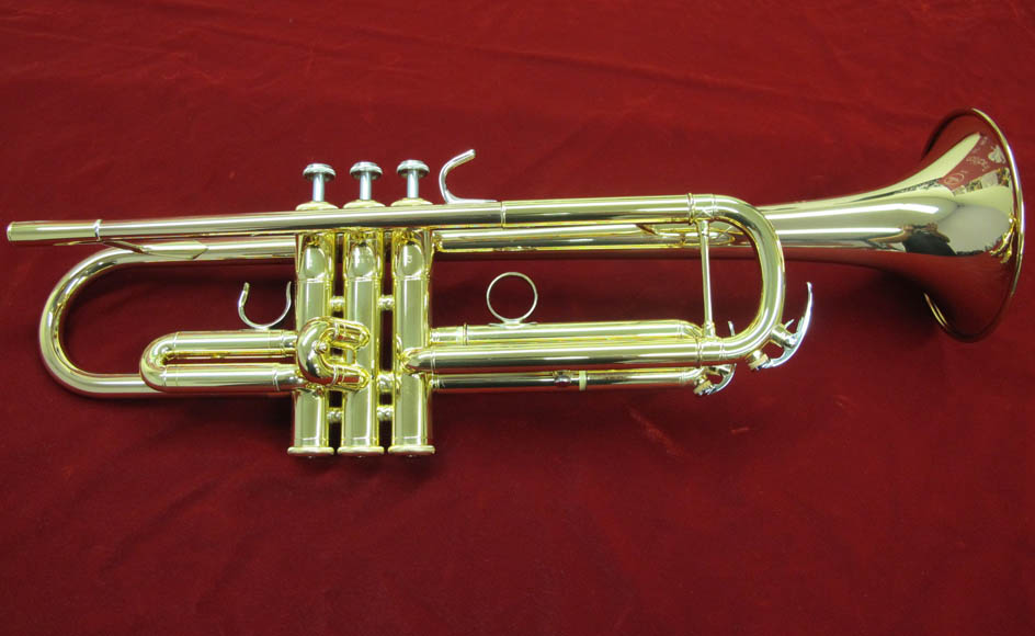 Yamaha YTR-6335A Professional Trumpet made for Australia