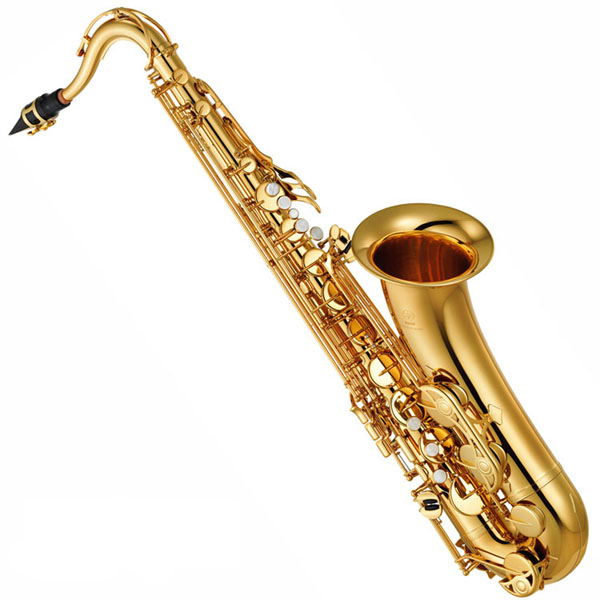 Yamaha YTS-280 Tenor Saxophone with presale set-up.