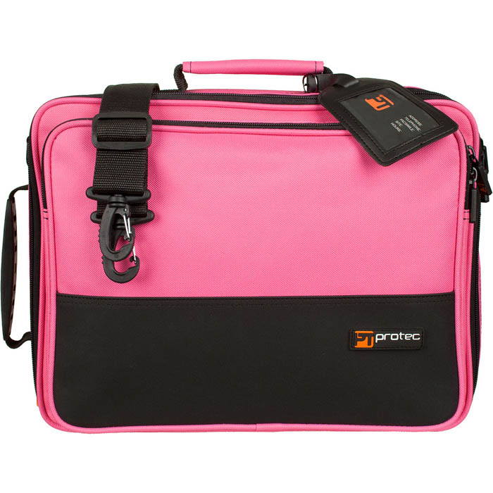 Protec Clarinet Case Cover Fits Buffet R13 Cases (Fuchsia)