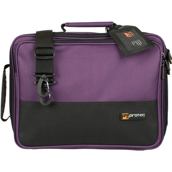 Protec Clarinet Case Cover Fits Buffet R13 Cases (Purple)