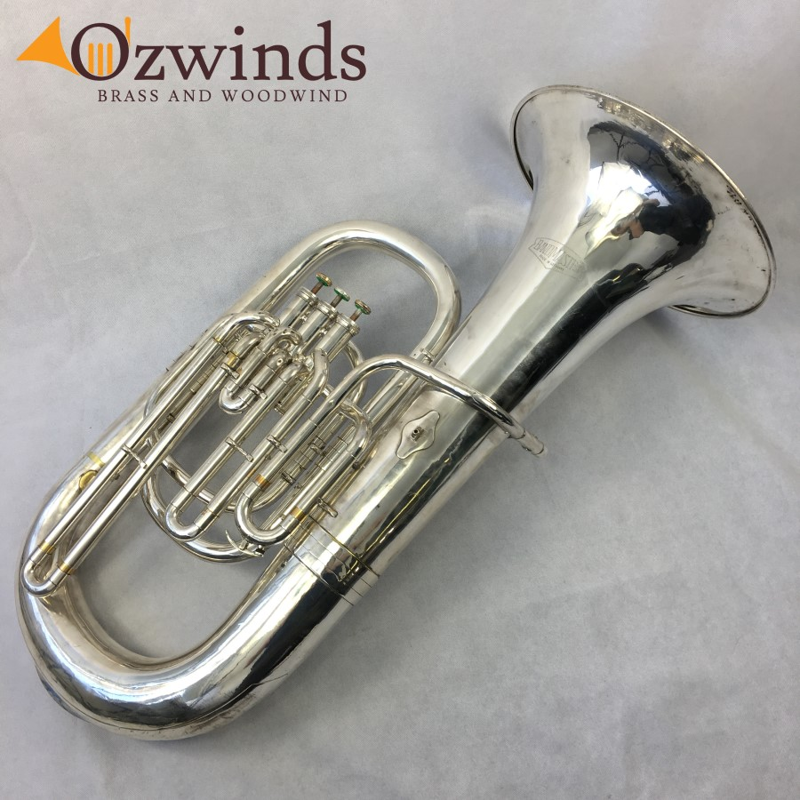 Bandmaster German Made 3/4 Eb Tuba (USED) #38320