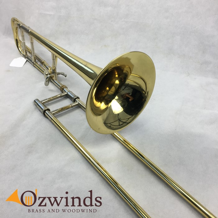 Bach Stradivarius 42BO Bb/F Trombone (NOW SOLD)