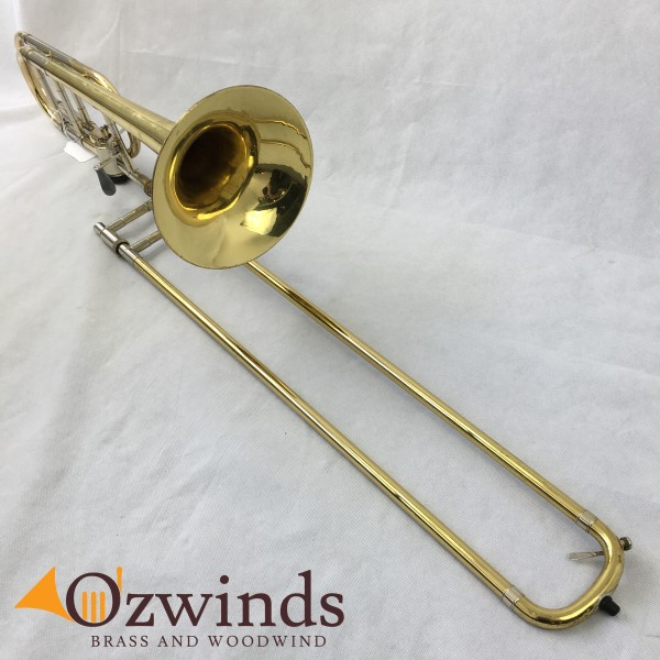 Bach Stradivarius 36B Bb/F Trombone (USED) #126188 **NOW SOLD**