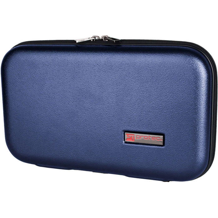 Protec Oboe Micro ZIP Case (Blue) – ABS Shell Protection