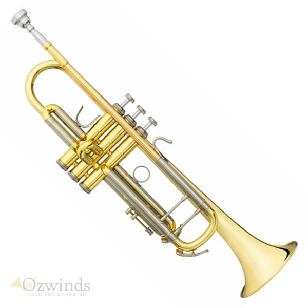B & S Challenger I Trumpet (Lacquer)