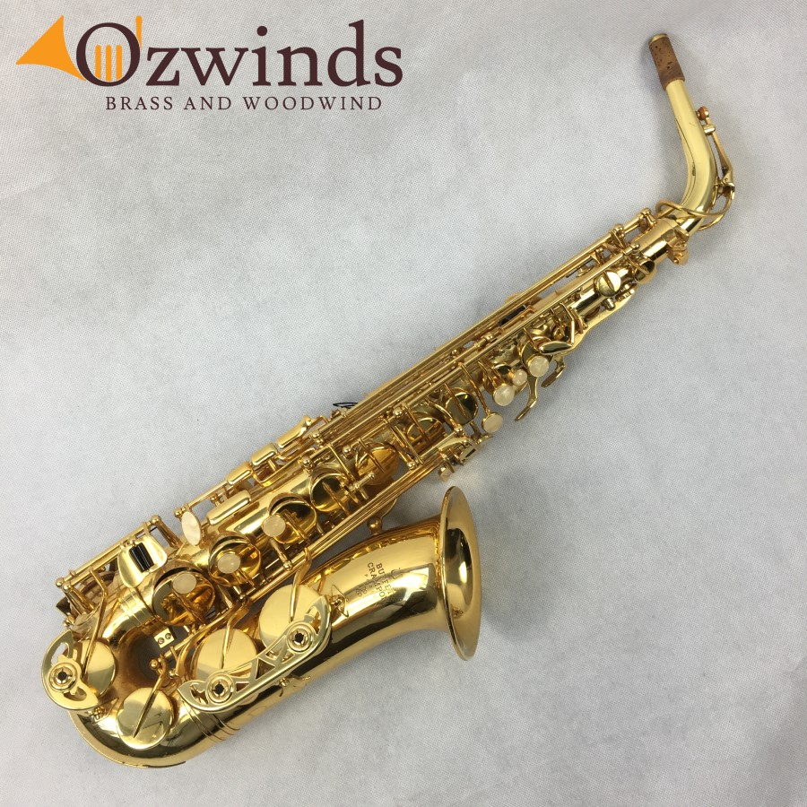 Buffet 100 Series Student Alto Sax (USED) #BCA700904