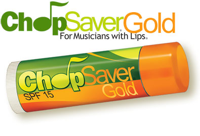 ChopSaver Lip Balm - 15 SPF - FREE POST