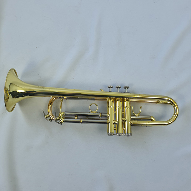 Schagerl Academica JM-421L Trumpet #116187 - Used