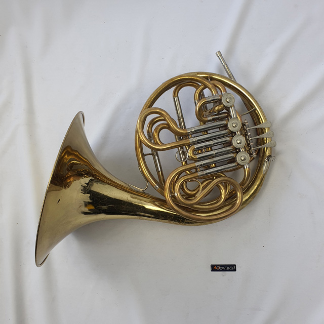 Used Yamaha YHR-664 French Horn #002520 - Just serviced