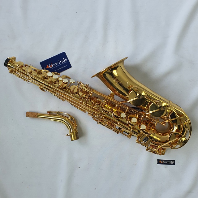 Yamaha YAS280 Alto Saxophone - Near New - Serial No. M19464 ***NOW SOLD***