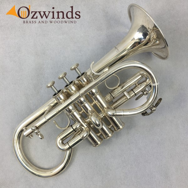 Antoine Courtois Eb Soprano Cornet (NOW SOLD) #107