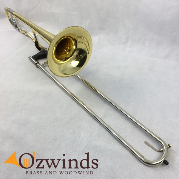 "Jupiter JSL-438 ""ErgoBone"" Junior Trombone (USED) #N42245"