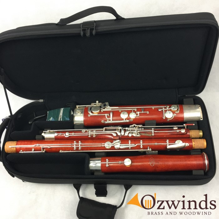 Fox Model II Professional Bassoon (USED) #8736