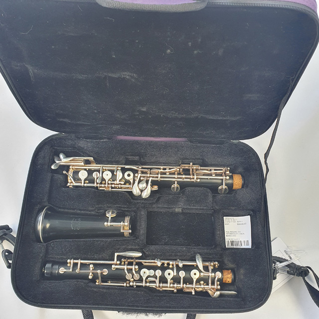 Used Fox Renard 330 Intermediate Oboe SN #4350