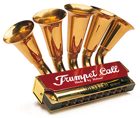 Hohner Trumpet Call Harmonica (sold Out)