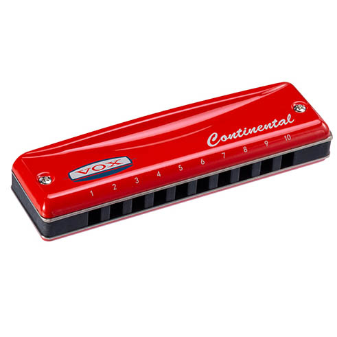 Vox Continental Type 2 Harmonica Key of C
