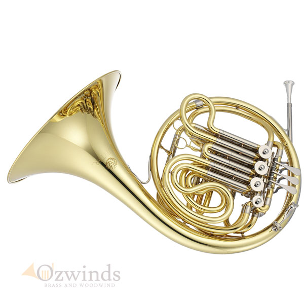Jupiter - JHR1100L- F/Bb Double French Horn - Lacquer Finish