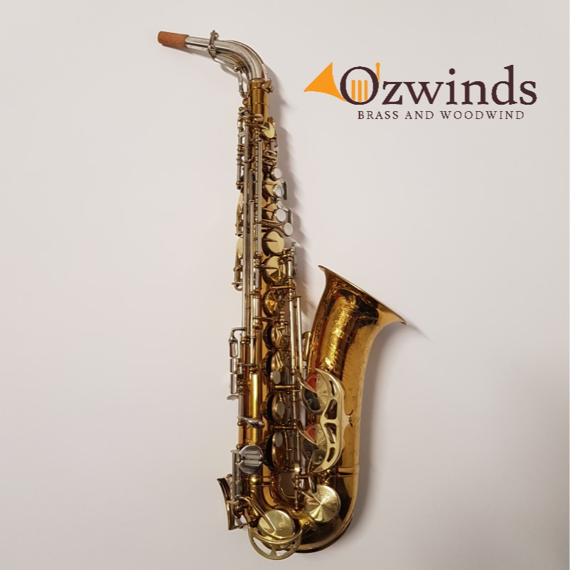 King Super 20 Alto Saxophone #427463