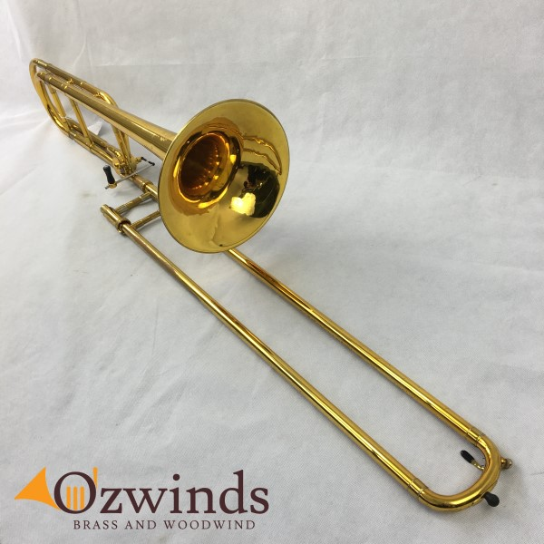 Kanstul Custom Class CBT970 Bb/F Trombone (ON HOLD)
