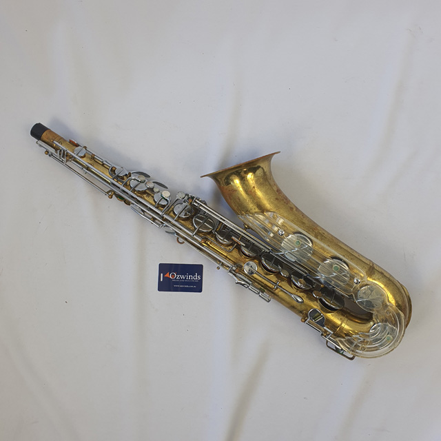 J Keilwerth New King Tenor Saxophone #25758 - Used