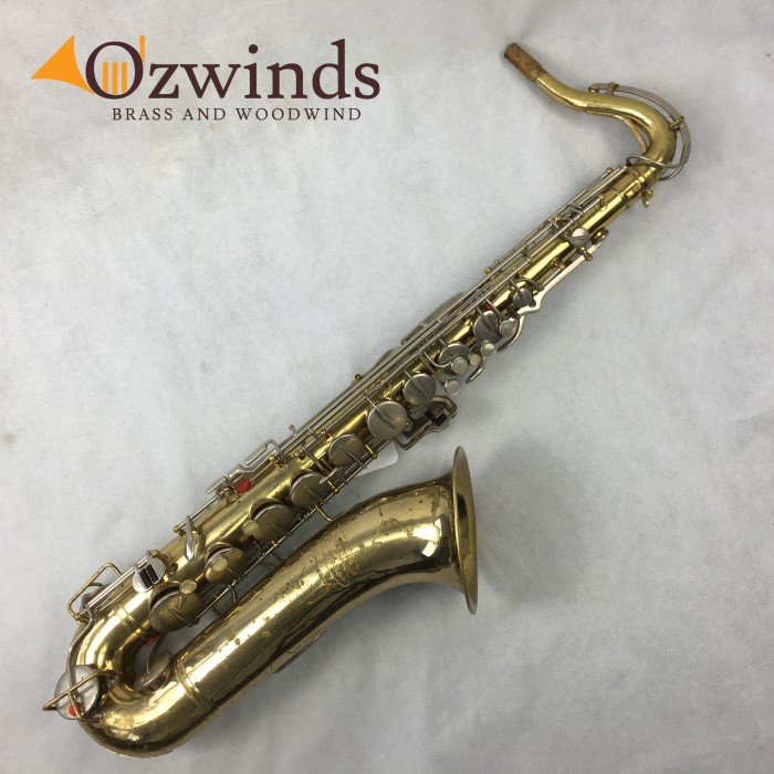 Buescher US-Made Student Tenor Sax (USED) #729211