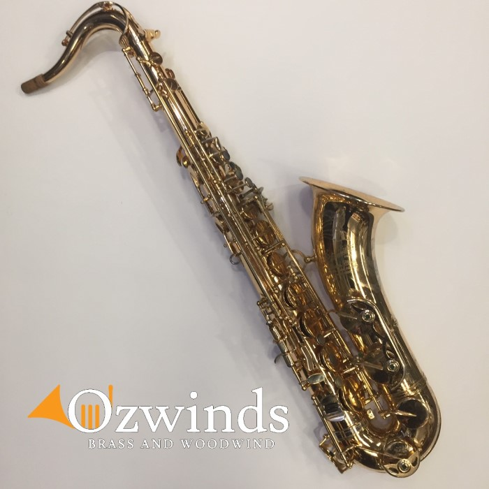 P Mauriat 66RG Gold Plated Tenor Sax (USED) #0701008