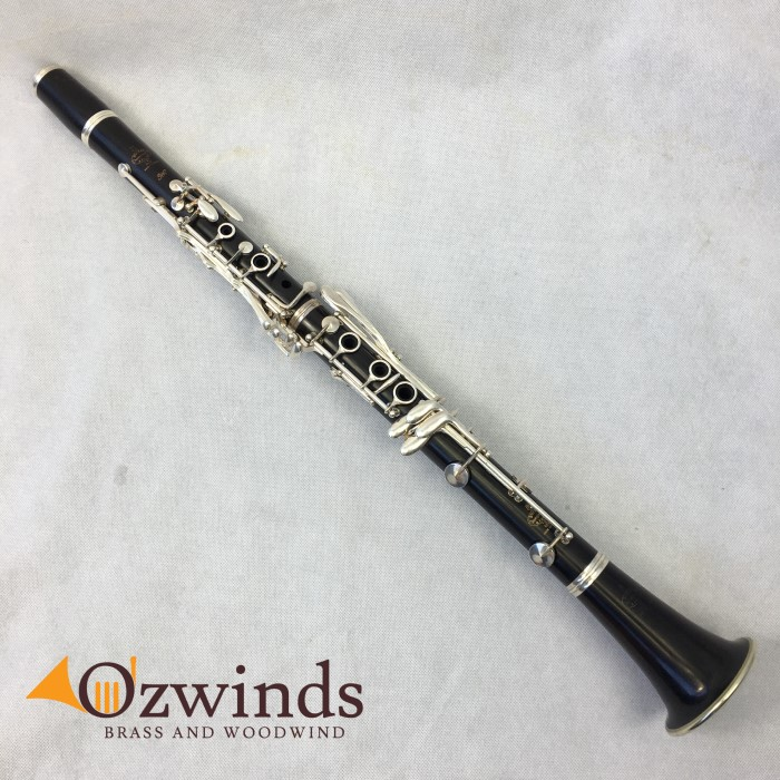 Buffet RC Professional A Clarinet (USED) #435057