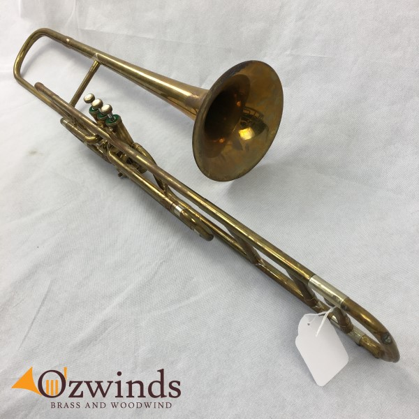 Sterling by Selmer London Valve Trombone (USED) #730