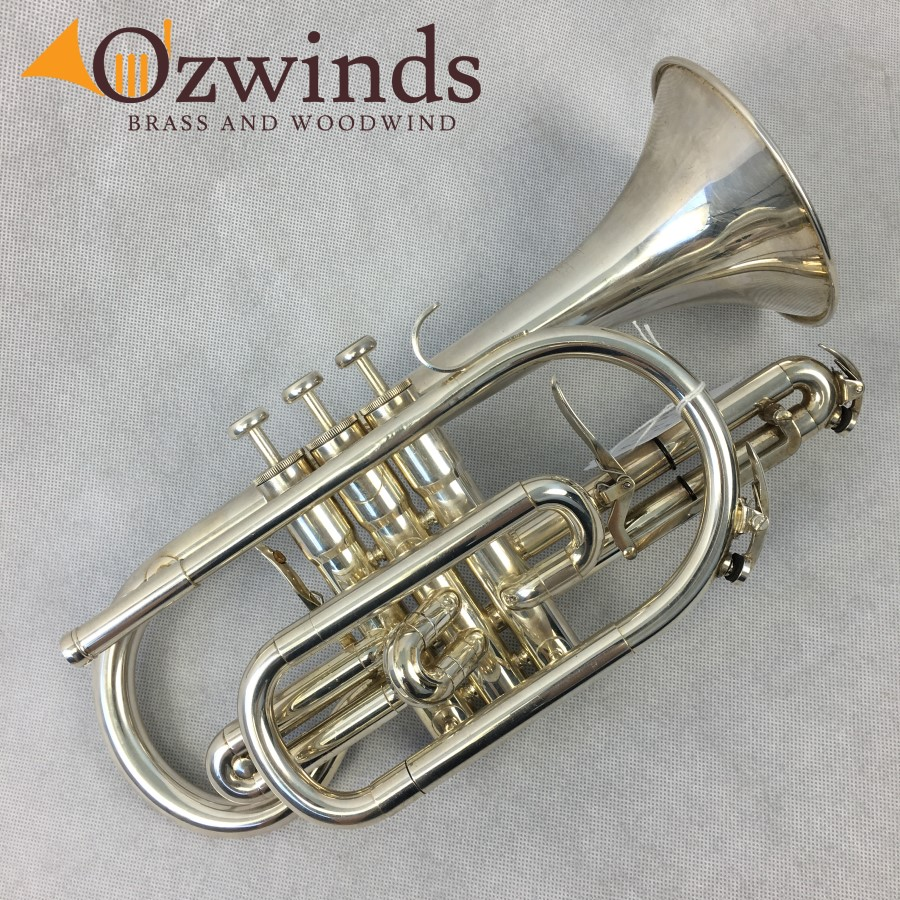 Besson Sovereign 927 Cornet (USED) #770140 ***NOW SOLD***