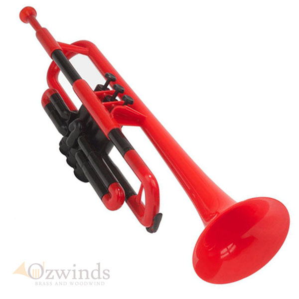 pTrumpet - The Plastic Trumpet (Red and Black)