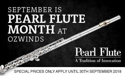September is Pearl Flute Month