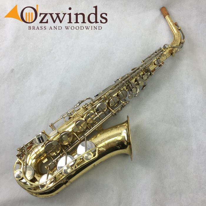 Yamaha YAS-21 Student Alto Sax NOW SOLD Fully Repadded (USED) #018594