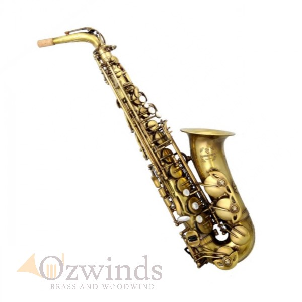 Trevor James Signature Custom RAW XS Alto Sax