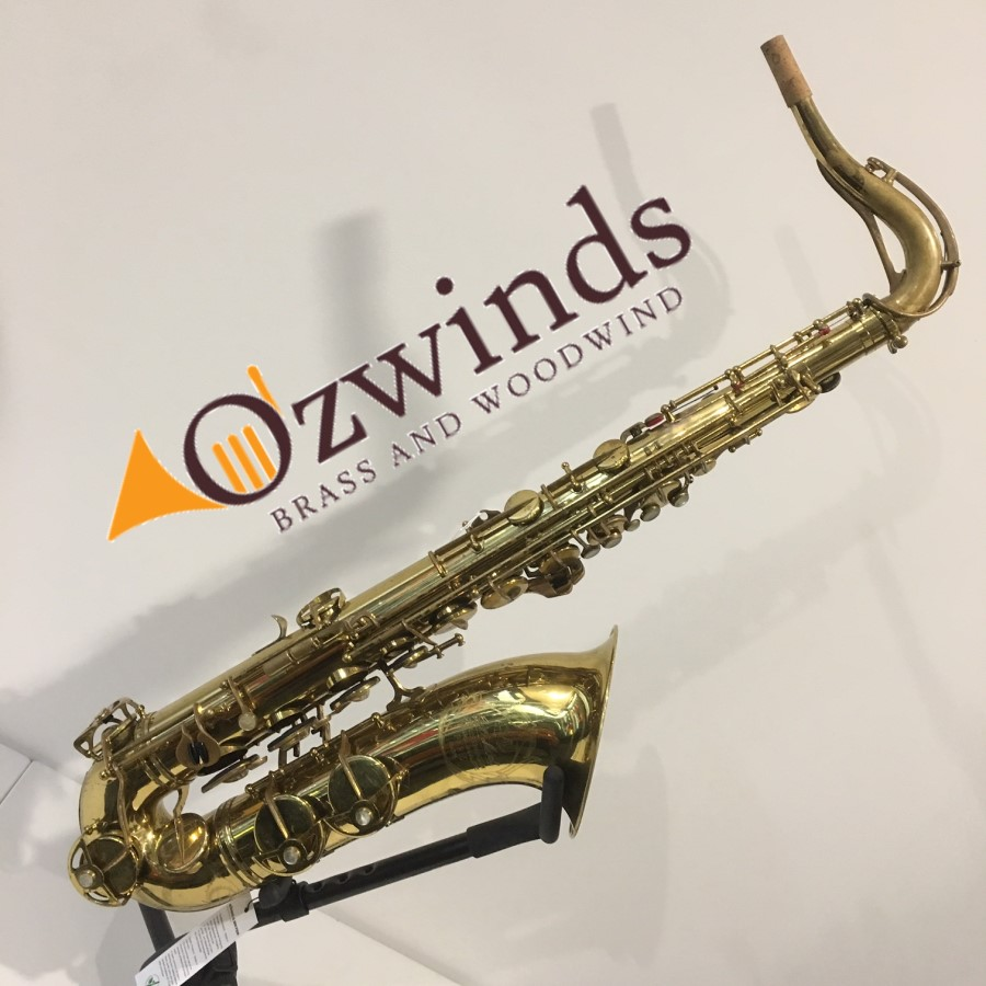 get used tenor saxes online for sale at ozwinds. Black Bedroom Furniture Sets. Home Design Ideas