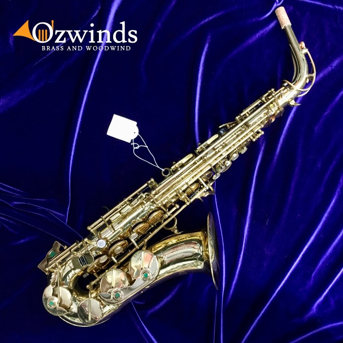 Keilwerth ST90II Student Alto Sax (NOW SOLD)