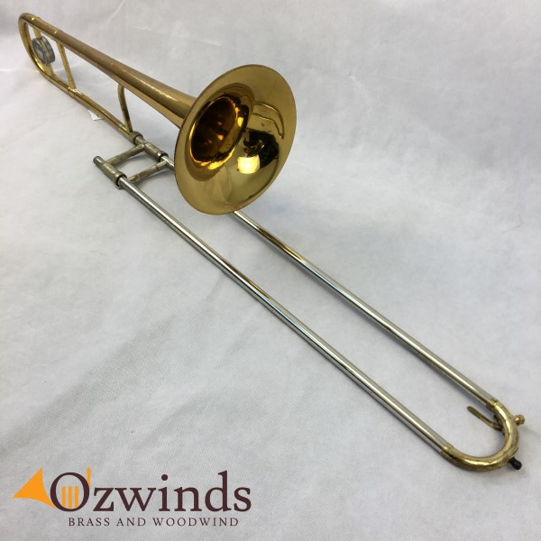 King 3B Tenor Trombone #743720 *NOW SOLD*