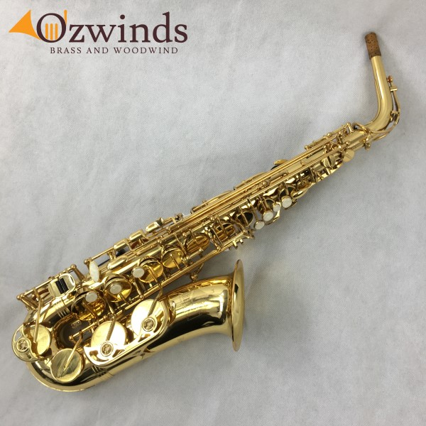 "Trevor James ""The Horn"" Student Alto Sax (USED) #T18654"