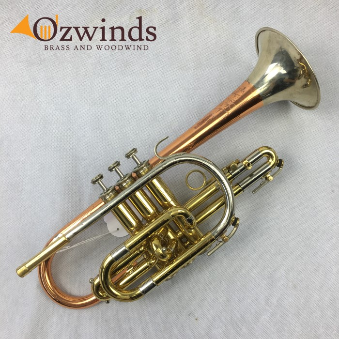 Holton Super Collegiate Cornet (USED) #316026