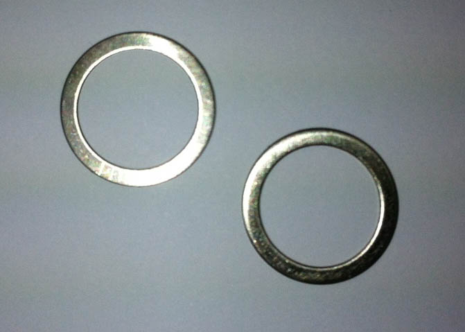 Buffet Crampon Metal Tuning Rings for Clarinet