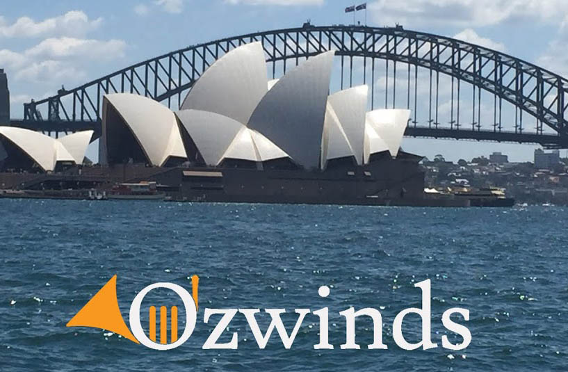 Ozwinds - Sydney Brass and Woodwind - Click Here For Details