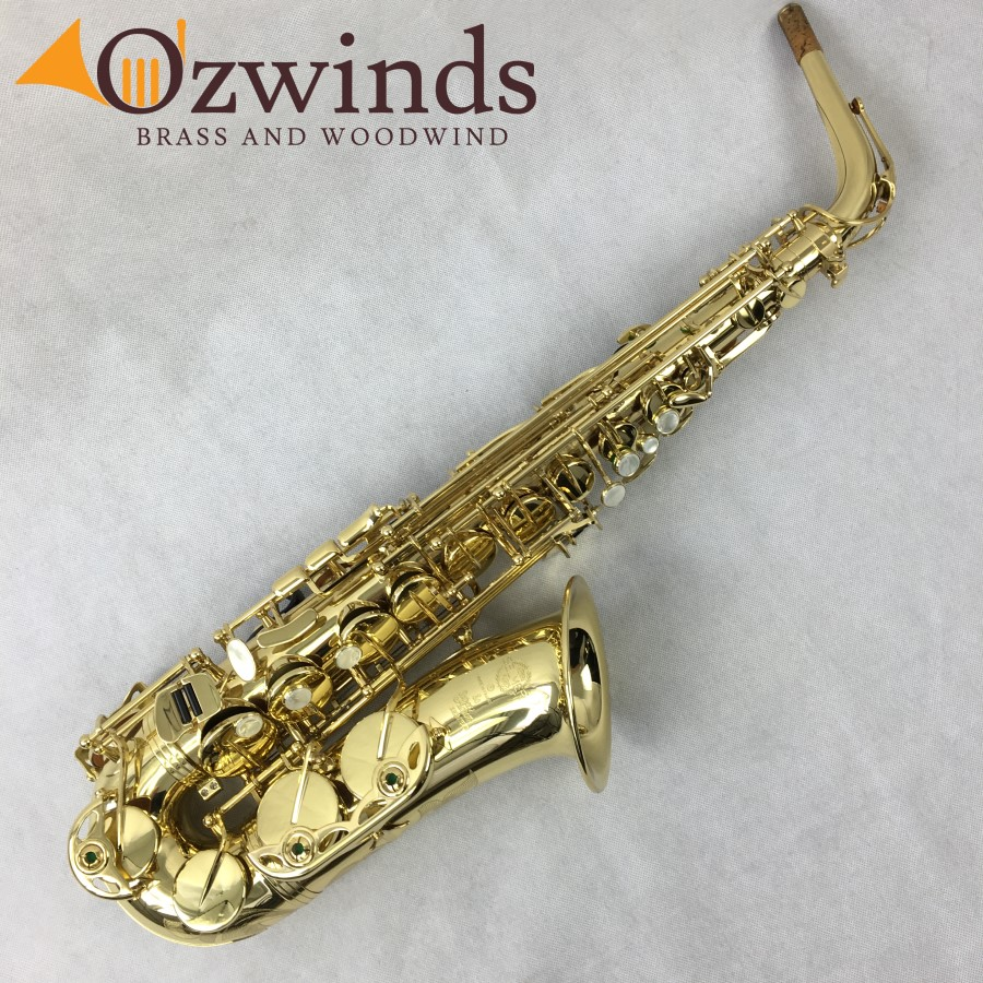 Selmer Paris SA80 Series II Alto Sax (USED) #722379