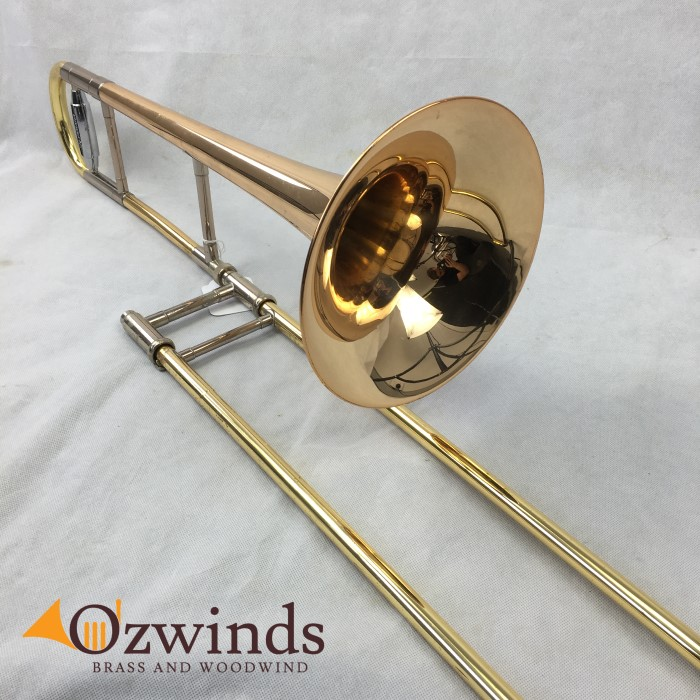 Yamaha YSL-681 Large Bore Tenor Trombone (ON HOLD) #001432