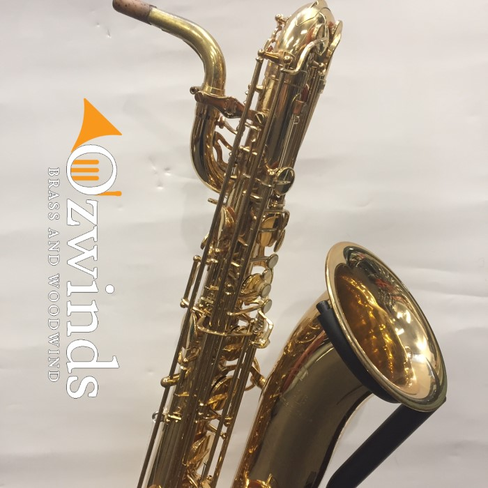 Yanagisawa 901 Baritone Sax (NOW SOLD)