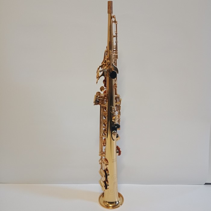Yamaha YSS475 Soprano Saxophone #025451 (Now Sold)