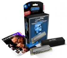 Hohner JJ Milteau Deep Blues Harmonica MS-Series