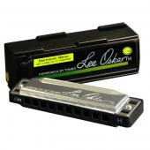 Lee Oskar Harmonic Minor Harmonica Key of Am