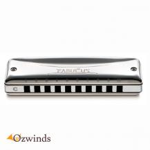 Suzuki Fabulous Equal Tuning F-20E Harmonica - Keys of A, C, D and G