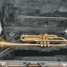 Bach TR-300 Used Student Trumpet #B74094